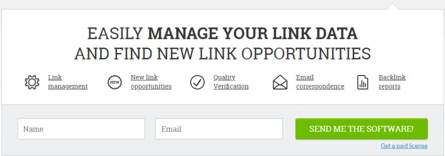SEO PowerSuite link assistant
