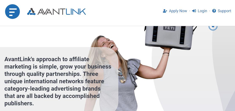 avantlink publisher network
