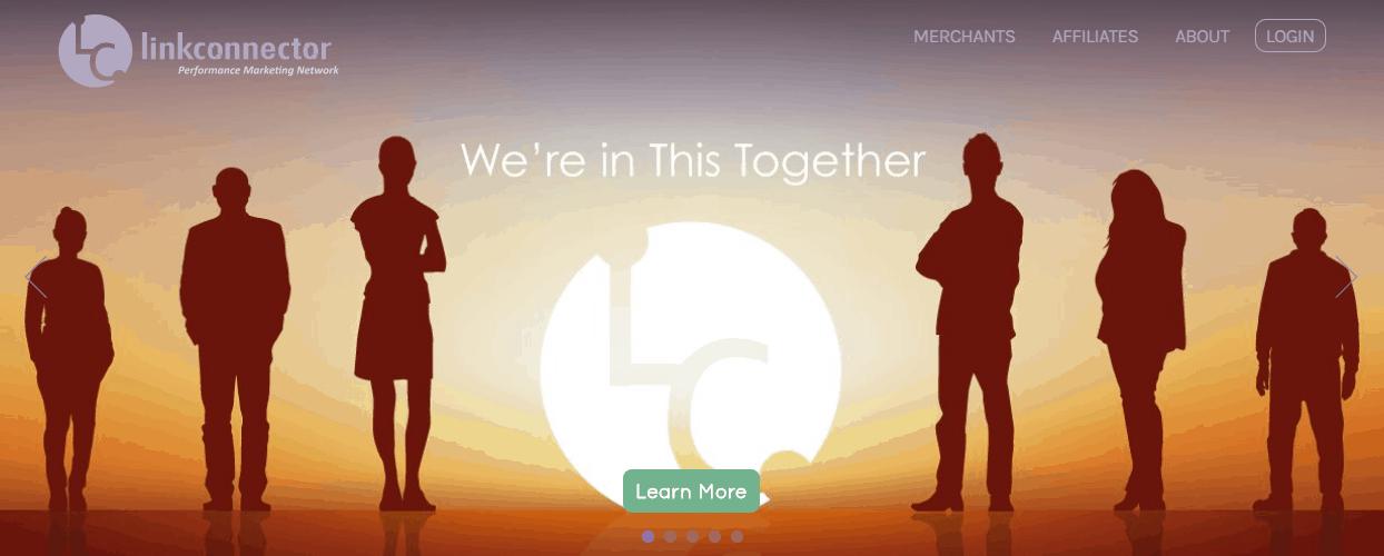 linkconnector-homepage