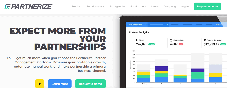 partnerize-homepage