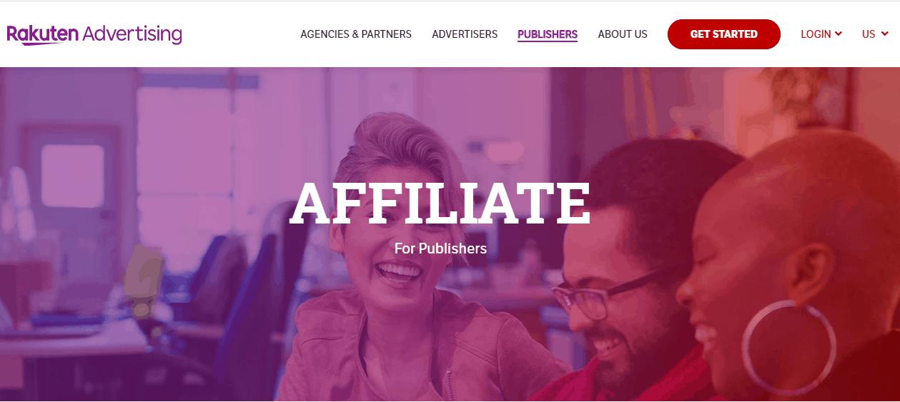 rakuten advertising cps affiliate networks
