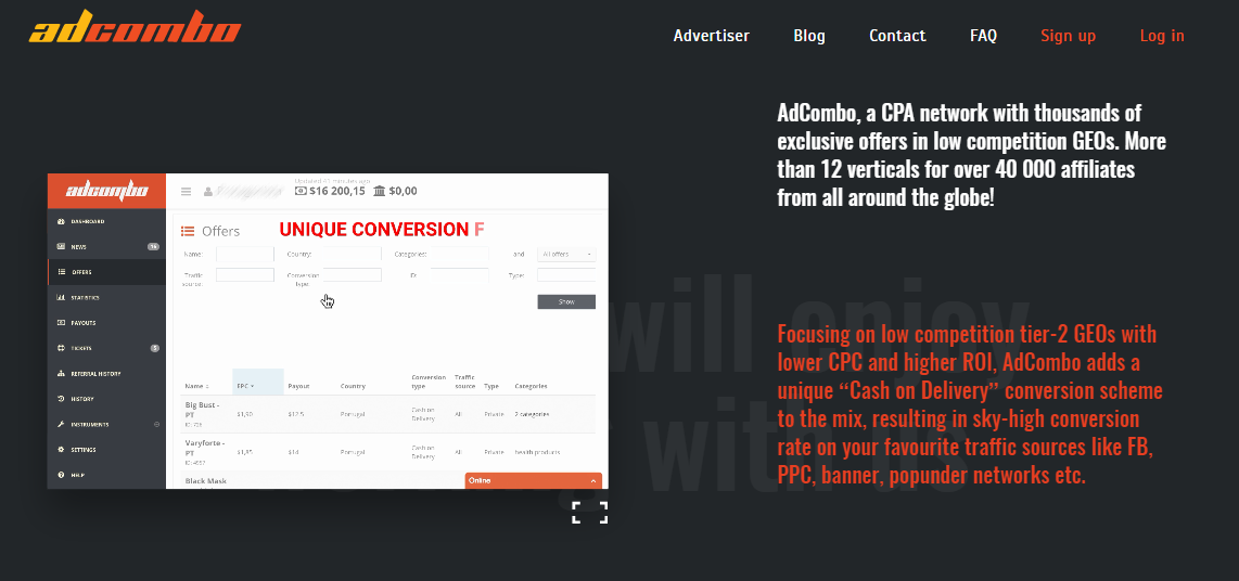 adcombo-best-cpl-affiliate-network