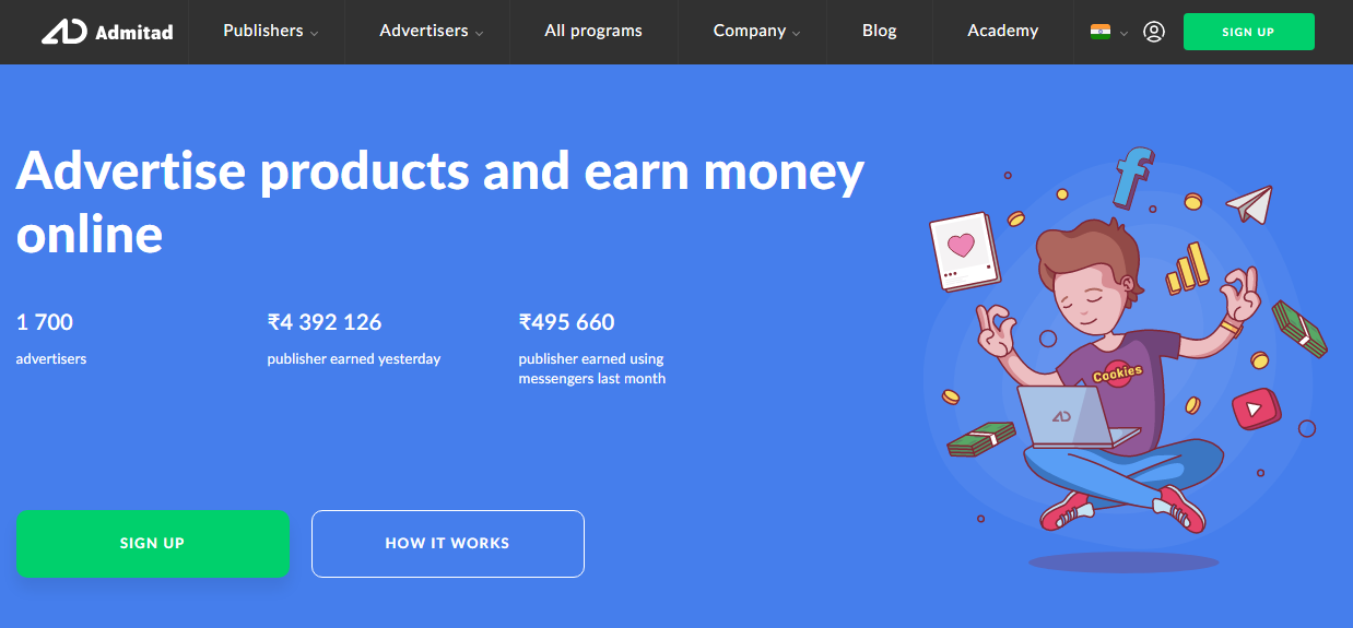 admitad-publisher-cpl-affiliate-network