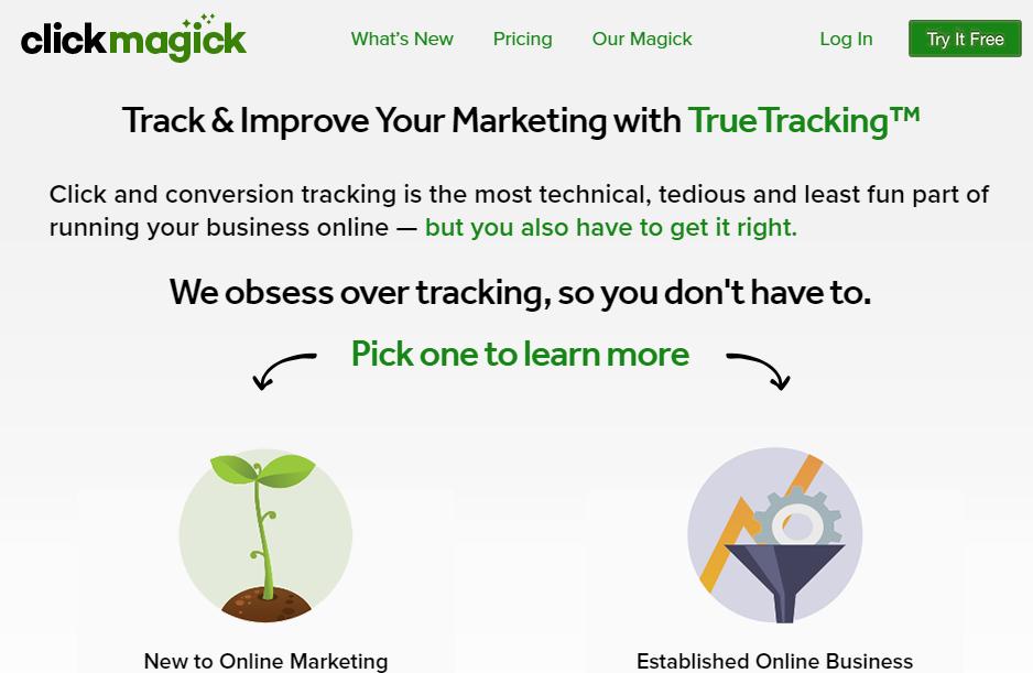 clickmagick-homepage