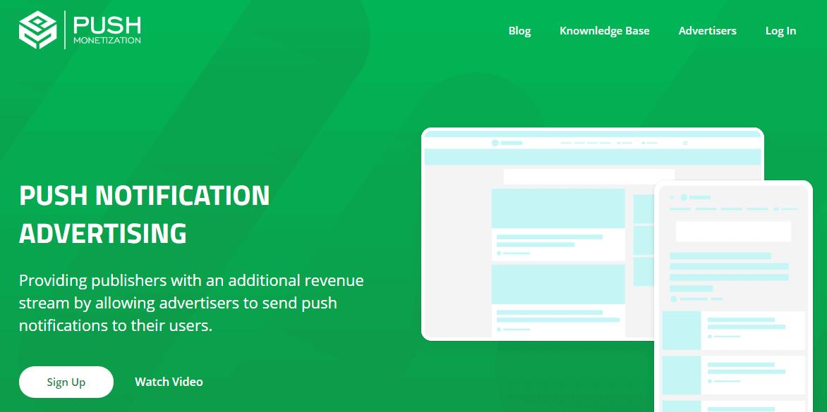 pushmonetization-homepage