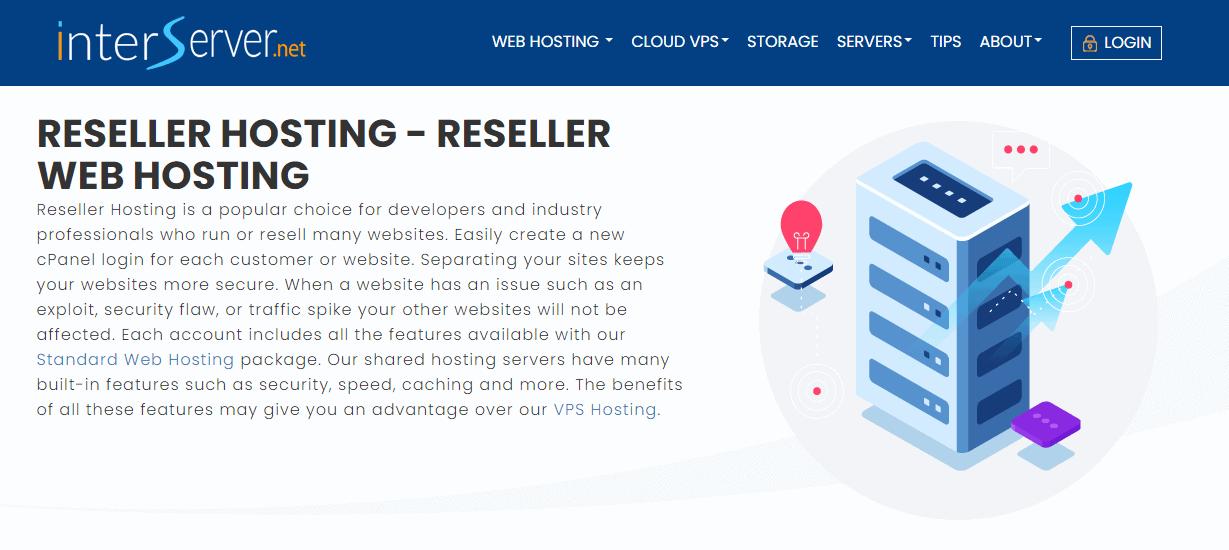 interserver-reseller-hosting-plans