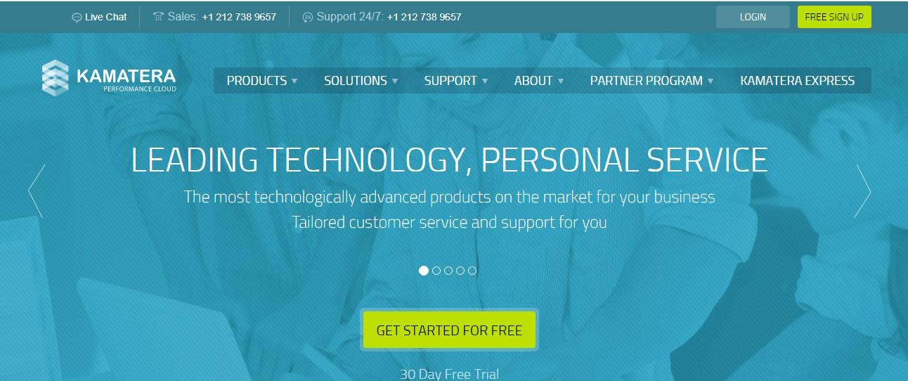 kamatera-leading-cloud-technology