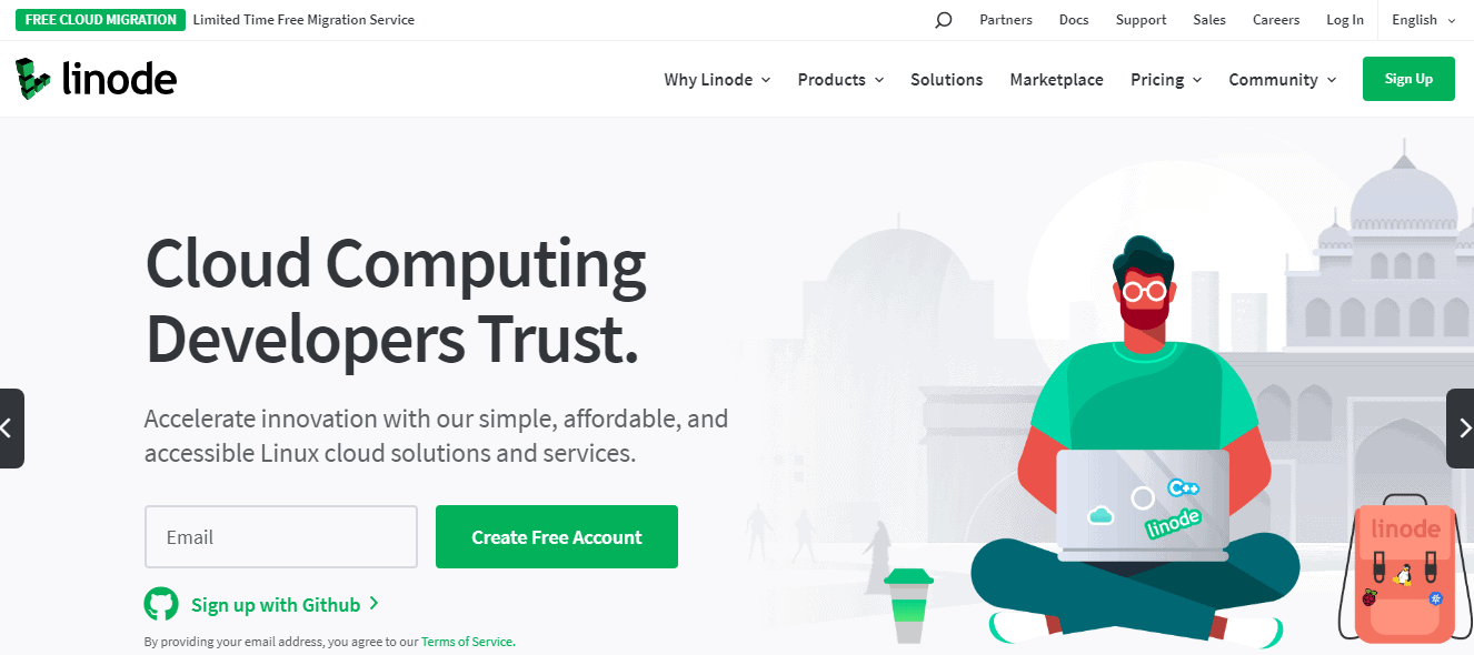 linode-top-vultr-alternatives-and-competitors