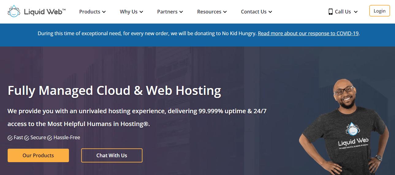 liquidweb-managed cloud-web-hosting
