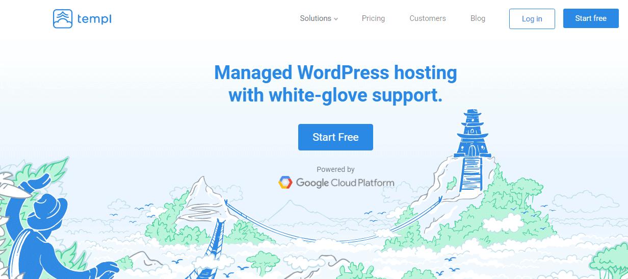 templ-managed-wordpress-hosting