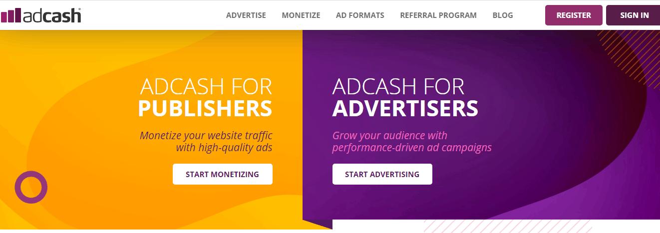 adcash-for-publishers