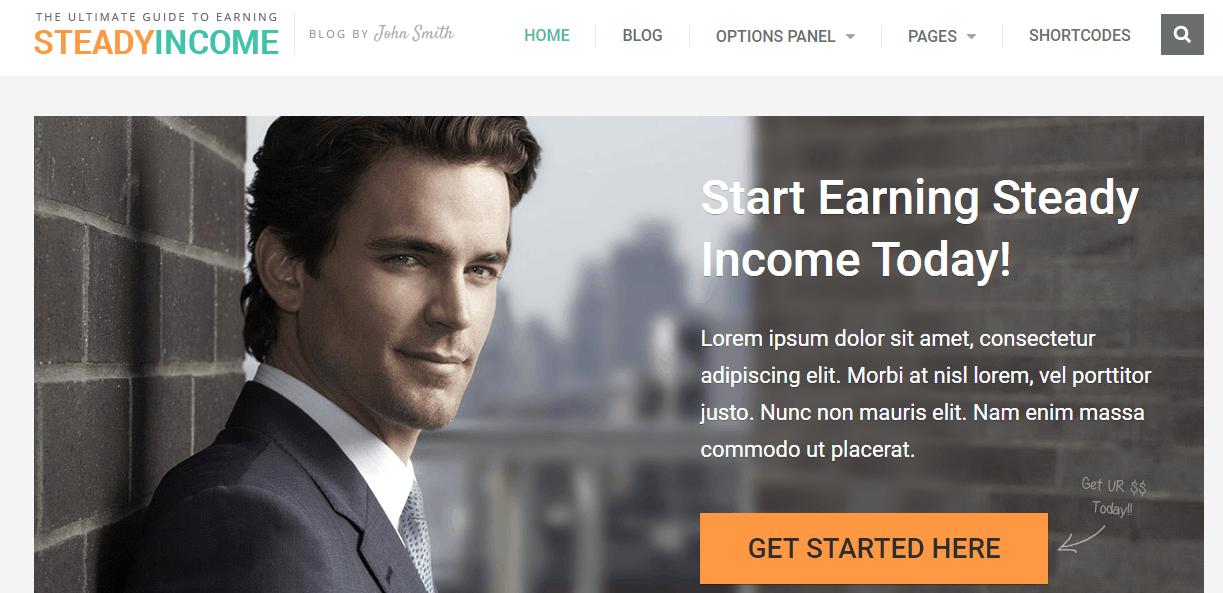 steadyincome-responsive-affiliate-marketing-wordpress-theme