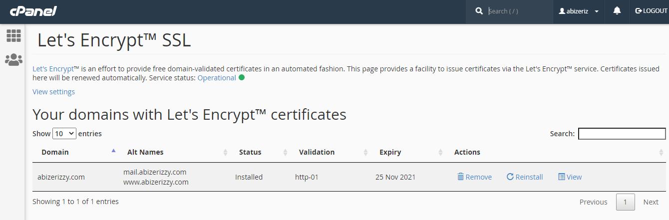 chemicloud-free-ssl-certificate