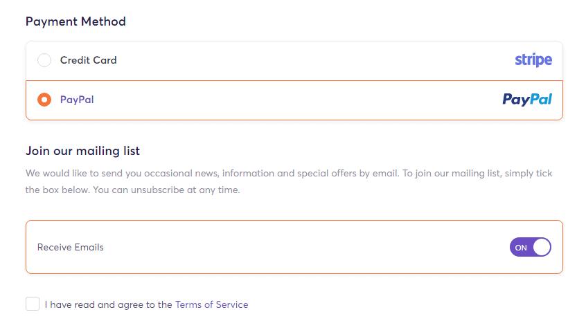 choose-payment-methods