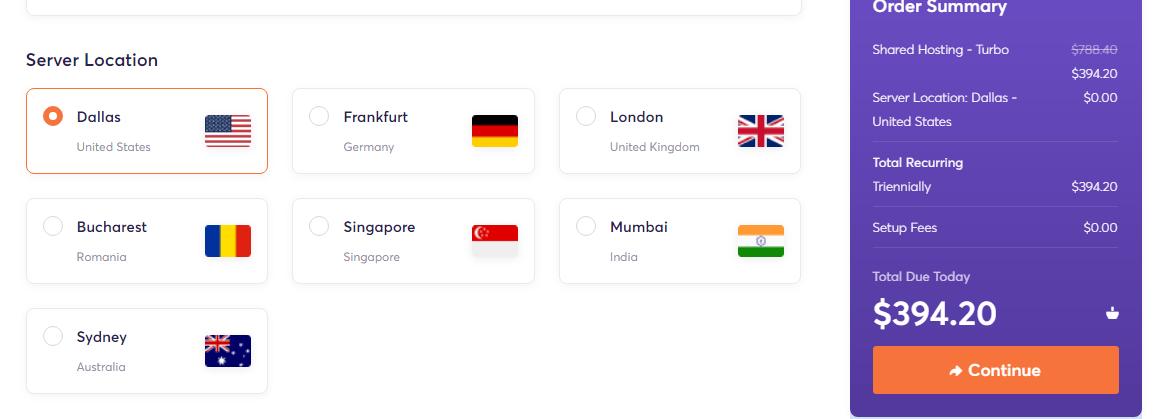 choose-server-location