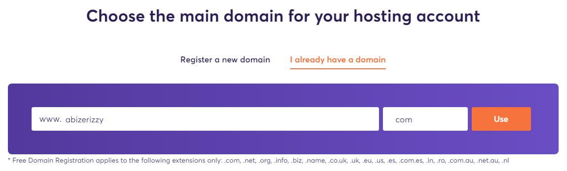 existing-domain