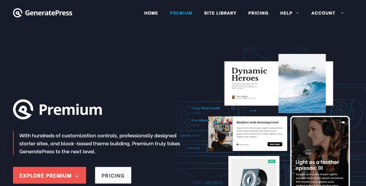 generatepress-pro-landing-page